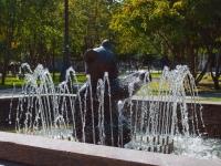 Новосибирск, улица Советская. фонтан Детский