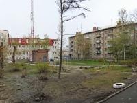 Новосибирск, улица Гоголя, дом 23А. многоквартирный дом