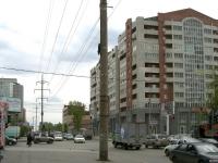 Новосибирск, улица Гоголя, дом 32/1. многоквартирный дом
