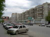 Новосибирск, улица Гоголя, дом 34. многоквартирный дом