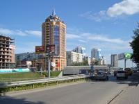 Новосибирск, улица Гоголя, дом 44. многоквартирный дом