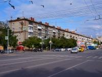 Новосибирск, улица Гоголя, дом 1. многоквартирный дом