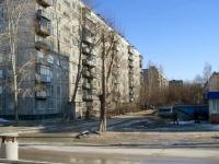 Новосибирск, улица Гоголя, дом 186. многоквартирный дом