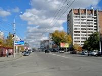 Novosibirsk, Chelyuskintsev st, house 14/1. Apartment house