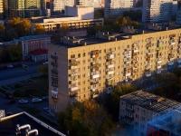 Novosibirsk, Chelyuskintsev st, house 4. Apartment house