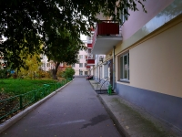 Novosibirsk, Chelyuskintsev st, house 5. Apartment house
