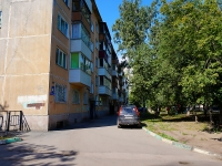 Novosibirsk, st Chelyuskintsev, house 6. Apartment house