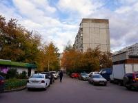 Novosibirsk, st Chelyuskintsev, house 15/1. Apartment house