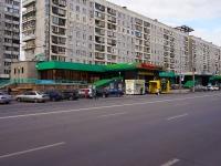 Новосибирск, улица Челюскинцев, дом 15А. многофункциональное здание