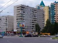 Новосибирск, улица Челюскинцев, дом 17. многоквартирный дом