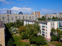 Novosibirsk, Chelyuskintsev st, house 10. Apartment house
