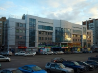 "Novosibirsk, office building ""Байт-Ариэль"", Chelyuskintsev st, house 14/2"