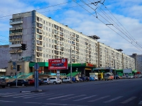 Novosibirsk, st Chelyuskintsev, house 15. Apartment house