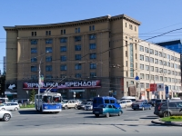 Novosibirsk, Maksim Gorky st, house 78. office building