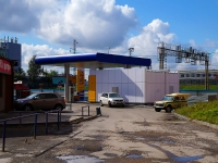 Novosibirsk, st Maksim Gorky, house 1А. fuel filling station