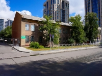 Новосибирск, улица Максима Горького, дом 17А. многоквартирный дом