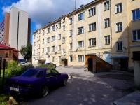 Новосибирск, улица Максима Горького, дом 42. многоквартирный дом