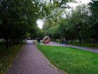 """Новосибирск, улица Советская. скульптурная композиция """"Любовь"""""""