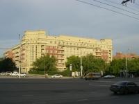 Новосибирск, Красный проспект, дом 16. многоквартирный дом
