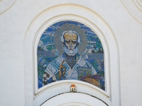 Novosibirsk, chapel во имя Святителя Николая Чудотворца, Krasny Blvd, house 17А