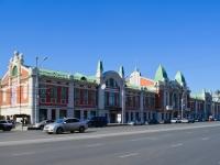 Красный проспект, дом 23. музей Краеведческий