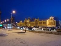 Novosibirsk, museum Краеведческий, Krasny Blvd, house 23