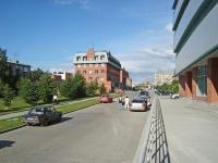Новосибирск, Красный проспект, дом 79/1. офисное здание
