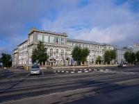 Новосибирск, Красный проспект, дом 3. больница