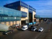 Новосибирск, Красный проспект, дом 4. автовокзал