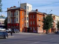 Новосибирск, Красный проспект, дом 10. многоквартирный дом