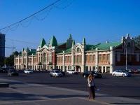 Новосибирск, музей Краеведческий, Красный проспект, дом 23
