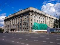 Красный проспект, дом 34. органы управления Мэрия Новосибирска