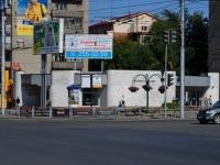 Novosibirsk, Метро. Вход №3 на станцию Красный проспектKrasny Blvd, Метро. Вход №3 на станцию Красный проспект
