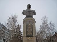 新西伯利亚市, 纪念碑 А.И. ПокрышкинуKrasny Blvd, 纪念碑 А.И. Покрышкину