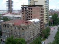 Novosibirsk, st Shchetinkin, house 31. Apartment house