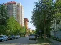 Novosibirsk, st Shchetinkin, house 38. Apartment house
