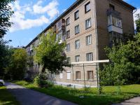 Novosibirsk, st Shchetinkin, house 25. Apartment house