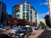 Novosibirsk, st Shchetinkin, house 49. Apartment house
