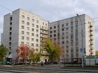 Новосибирск, улица Геодезическая, дом 6. общежитие Новосибирского государственного технического университета, №6