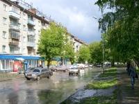 Новосибирск, улица Геодезическая, дом 23. многоквартирный дом