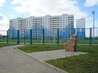 Новосибирск, улица Спортивная, дом 3. многоквартирный дом