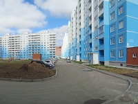 Новосибирск, улица Спортивная, дом 4. многоквартирный дом