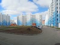 Новосибирск, улица Спортивная, дом 6. многоквартирный дом