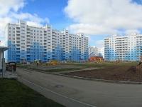 Новосибирск, улица Спортивная, дом 10. многоквартирный дом