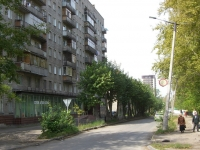 Novosibirsk, st 25 Let Oktyabrya, house 1. Apartment house