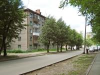 Novosibirsk, st 25 Let Oktyabrya, house 3. Apartment house