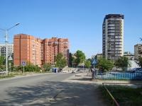 Новосибирск, улица 25 лет Октября, дом 8. многоквартирный дом
