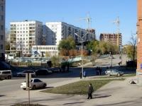 Новосибирск, улица 25 лет Октября, дом 11. многоквартирный дом