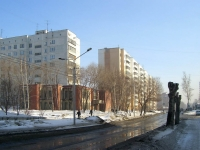 Novosibirsk, st 25 Let Oktyabrya, house 16. Apartment house