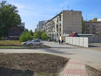 Novosibirsk, st 25 Let Oktyabrya, house 18. Apartment house